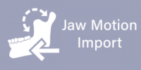 Jaw Motion Import